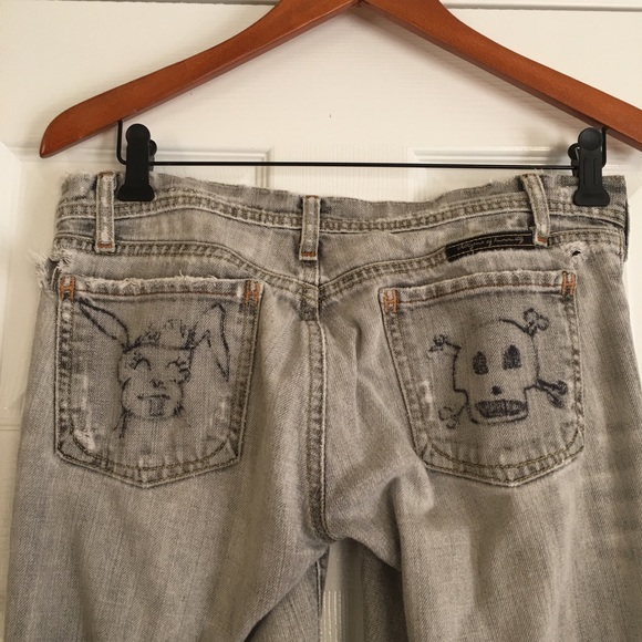Citizens Of Humanity Denim - Citizens of Humanity super distressed jeans 🐰☠️